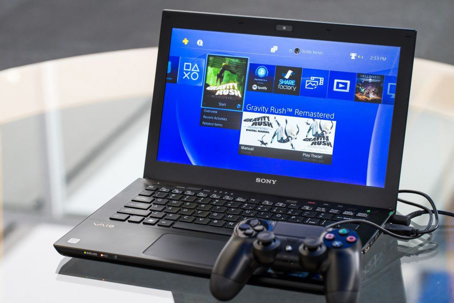 PS4-laptop