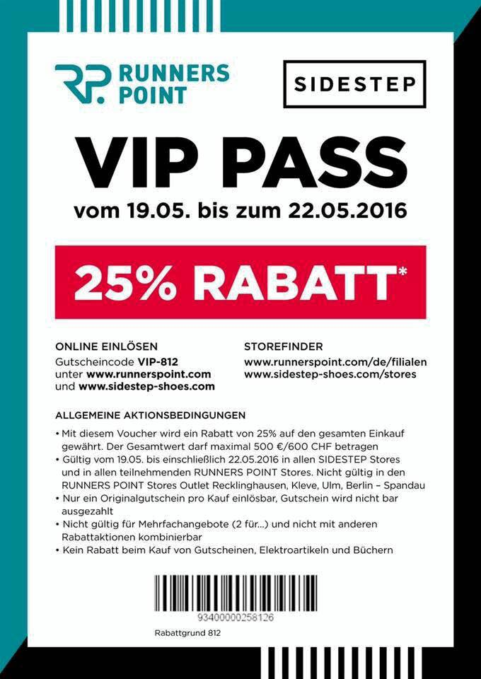 sidestep-runners-point-vip-deal-rabatt