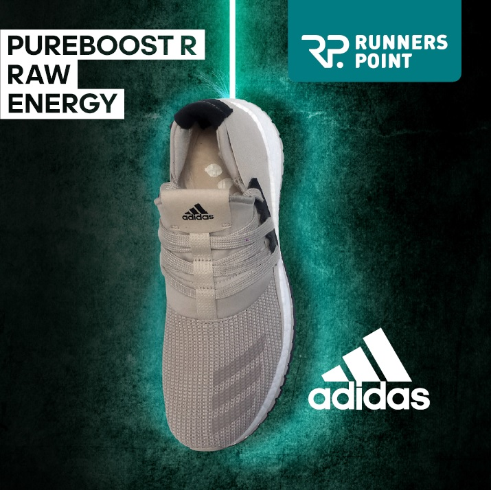 Runners Point exclusive: adidas Pure Boost R | HYPES ARE US