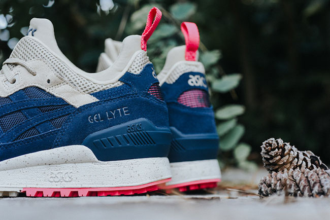 India Ink Asics Gel Lyte III Mid
