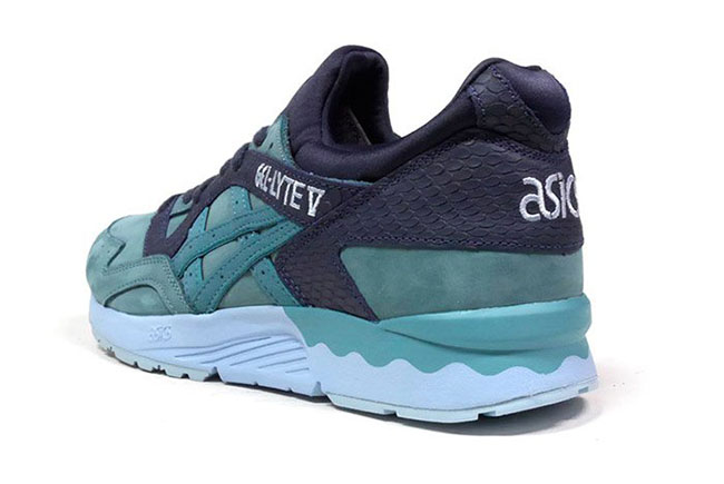 king fisher pack asics gel lyte v