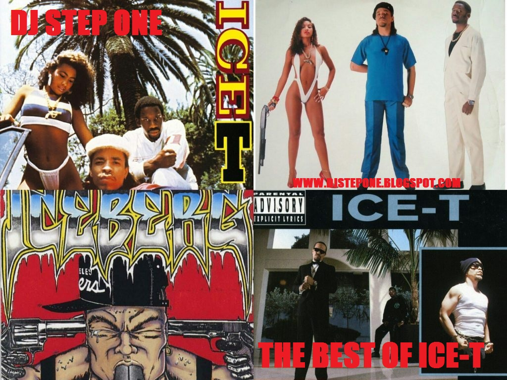 Ice-T Mixtape DJ Step One
