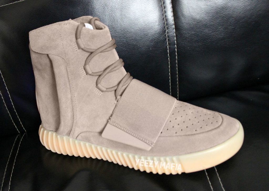 "adidas Yeezy Boost 750 ""Chocolate"""