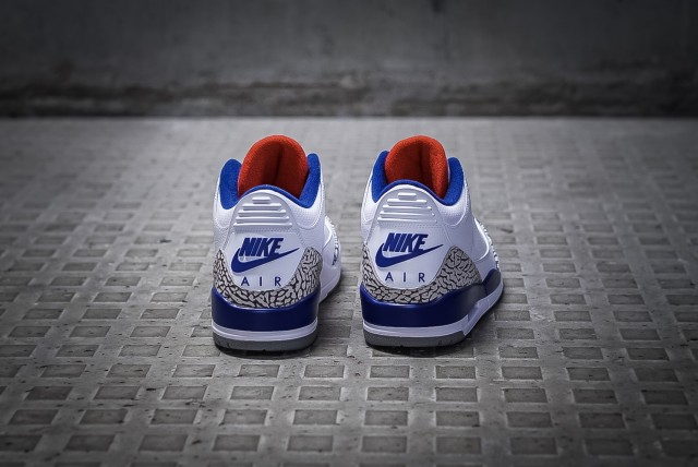 Air Jordan 3 True Blue Black Friday 2016
