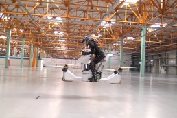 Hoversurf Inc. Hoverbike