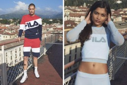 FILA Spring/Summer 2017 Lookbook