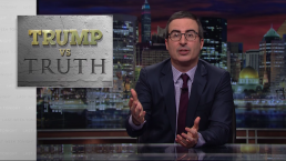 John Oliver Trump vs Truth