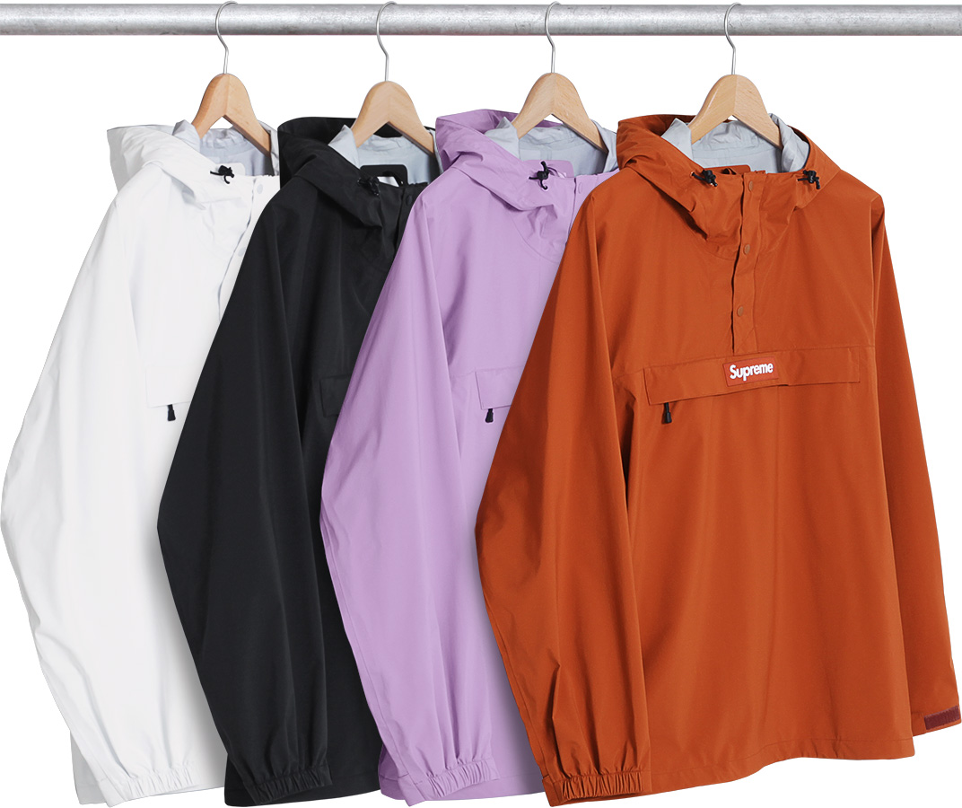Supreme Taped Seam Anorak