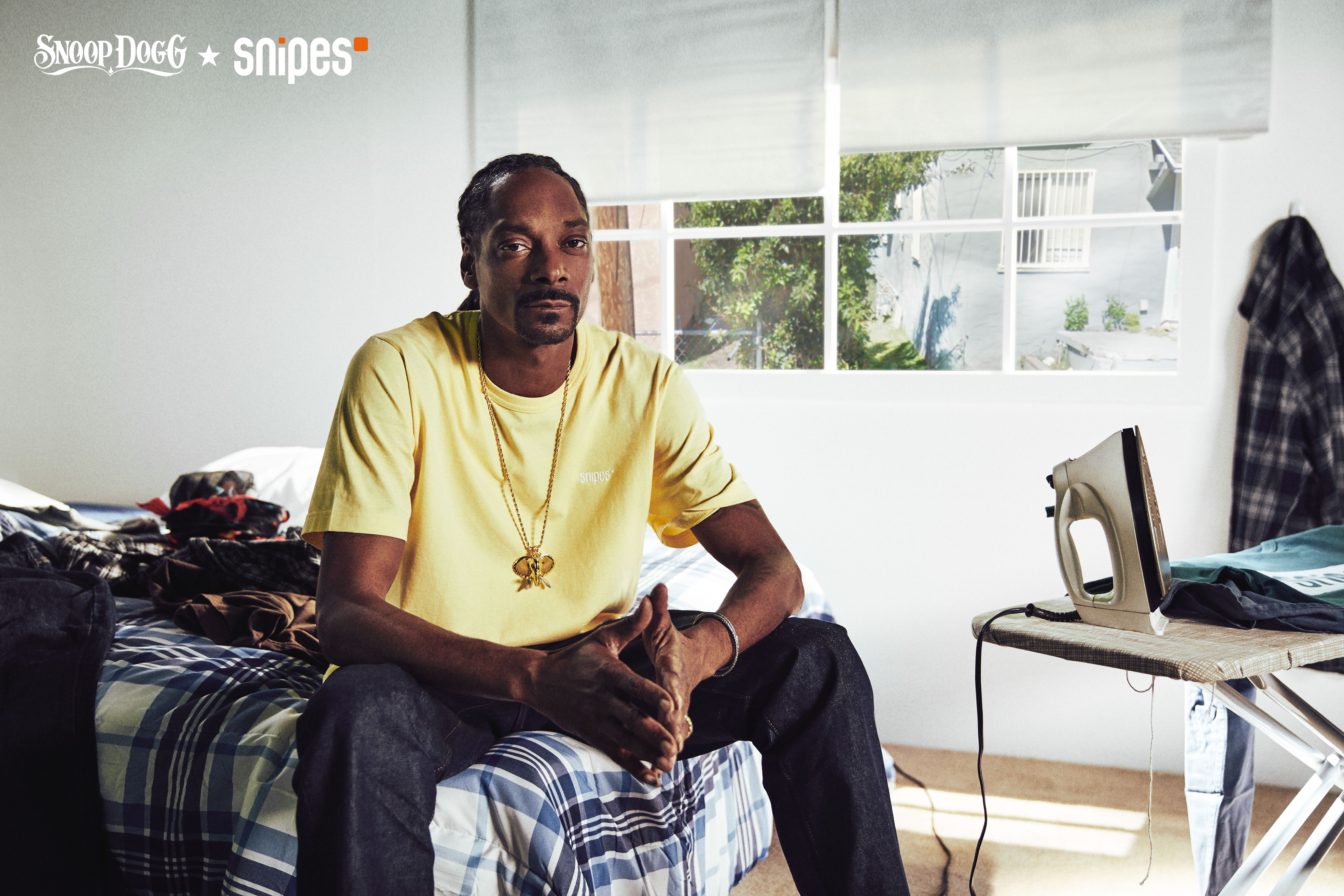 SNIPES Snoop Dogg Sneakers Fashion