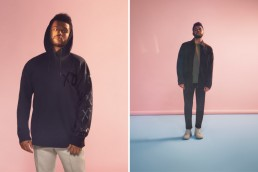The Weeknd H&M Spring Icons