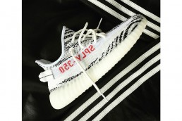 adidas Yeezy Boost 350 v2 Core White