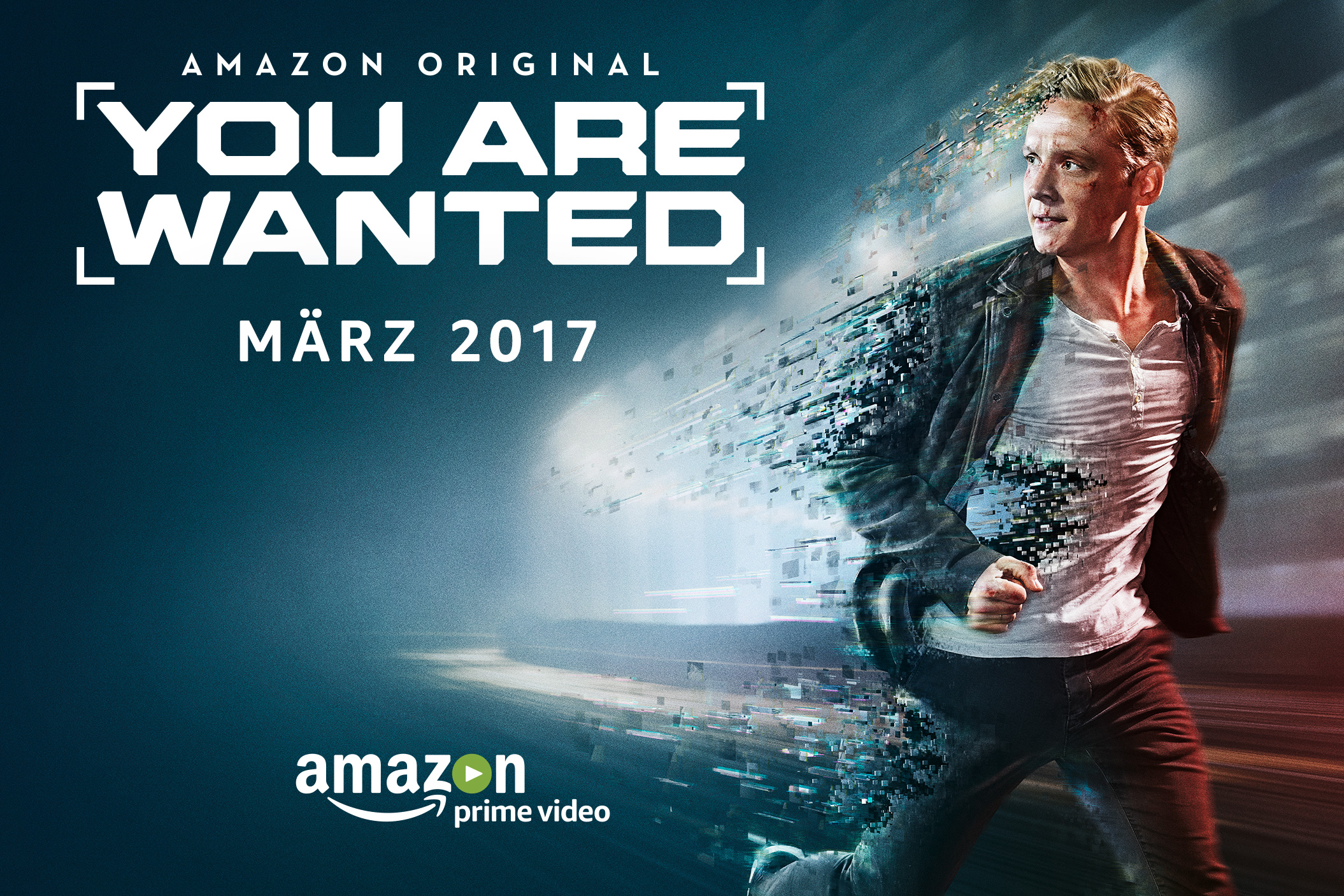 You Are Wanted Schweighöfer Serie Amazon Trailer