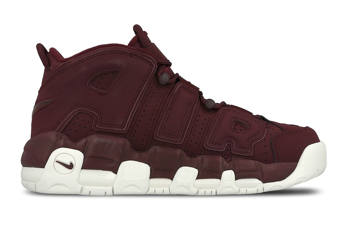 "Nike Air More Uptempo 96 QS ""Night Maroon"""