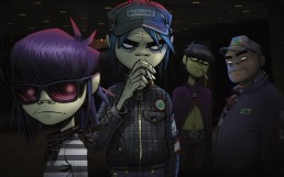 gorillaz interview 2-d murdoc