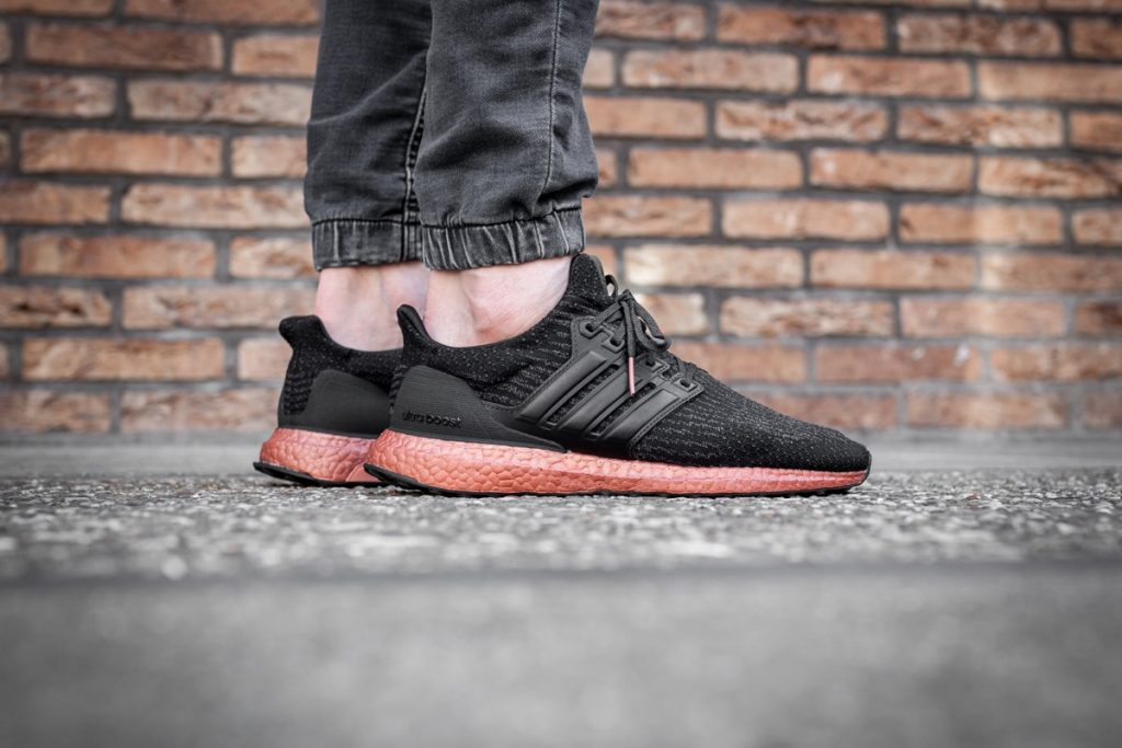 adidas ultra boost rote sohle