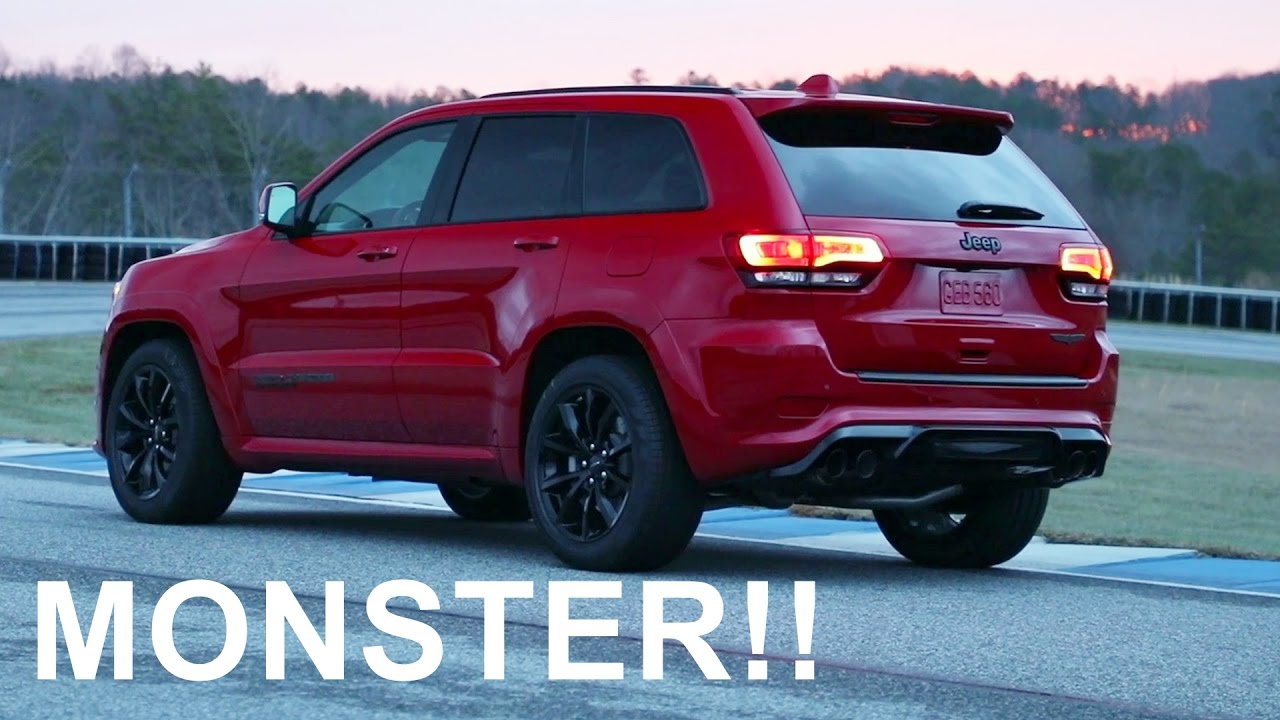 2018 jeep grand cherokee trackhawk 707 hp awesome suv. Black Bedroom Furniture Sets. Home Design Ideas
