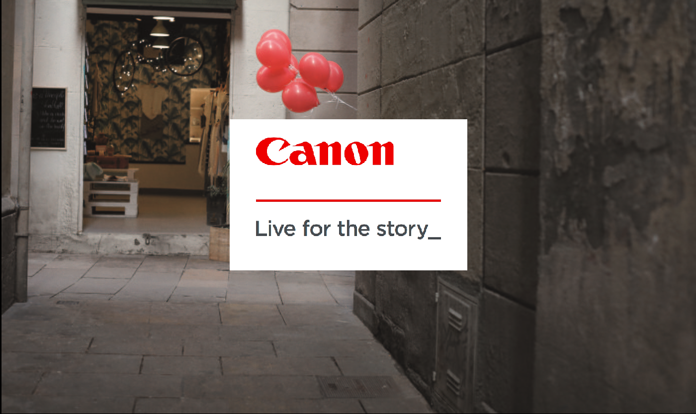 Canon #liveforthestory