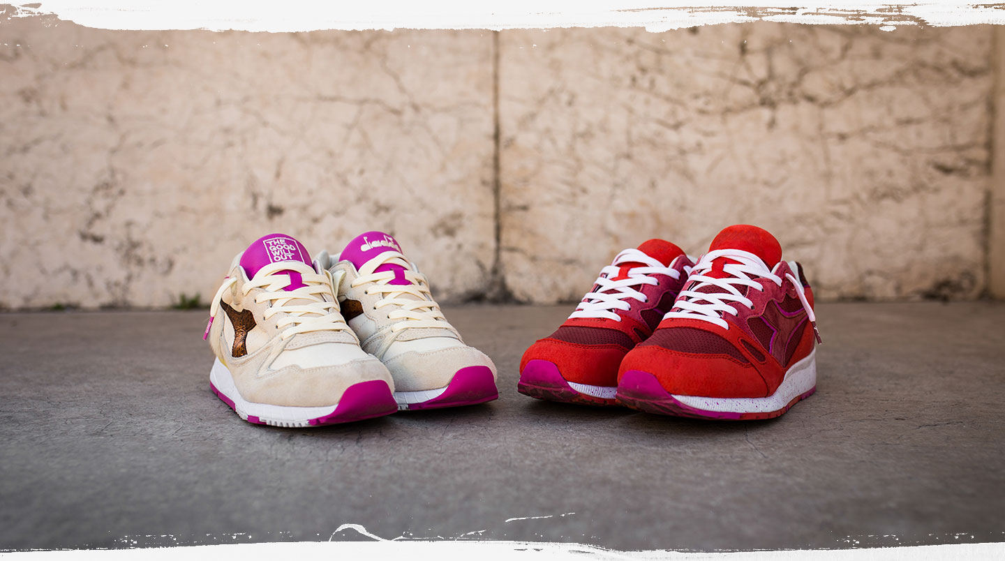 "TGWO x Diadora ""Fall of the Roman Empire Pack"""