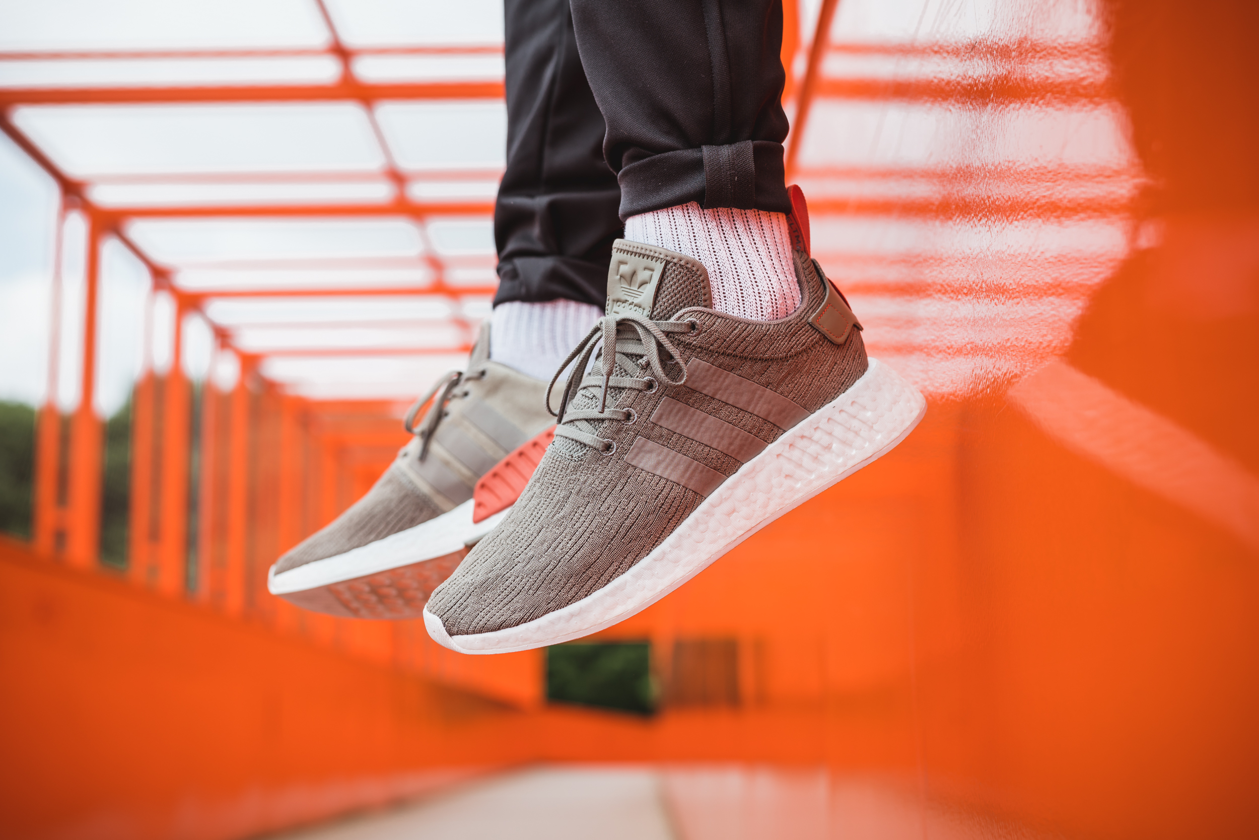 SNIPES exklusiver adidas NMD R2