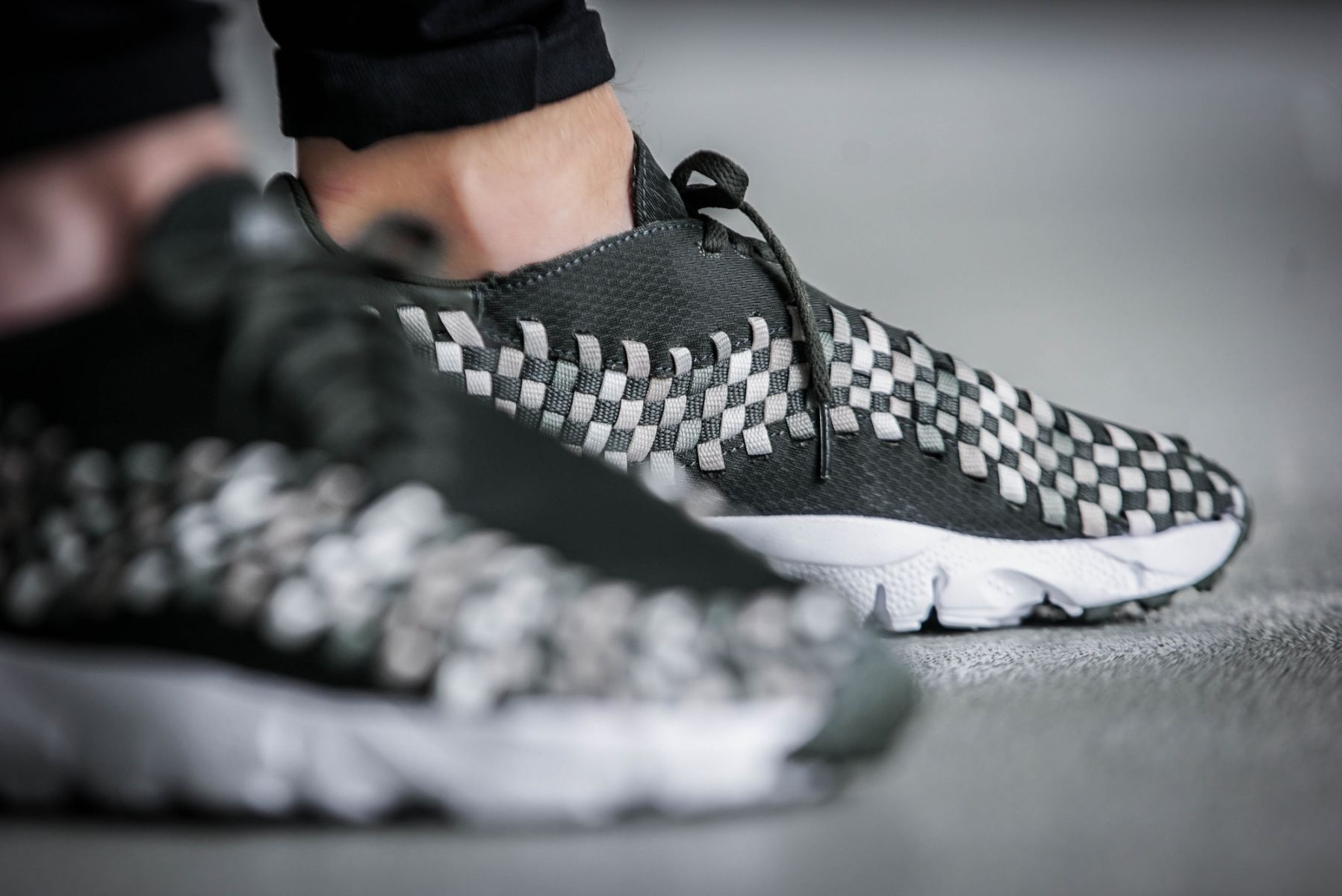 "Nike Air Footscape Woven NM ""Sequoia"""