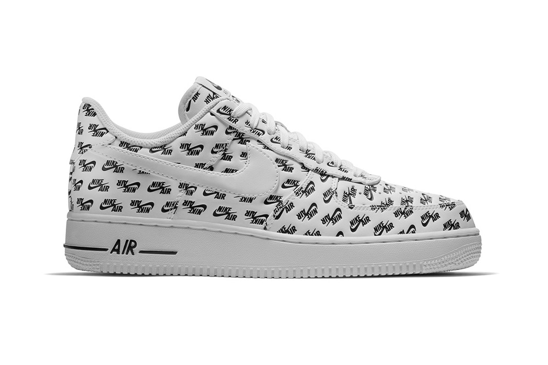 nike air force all over