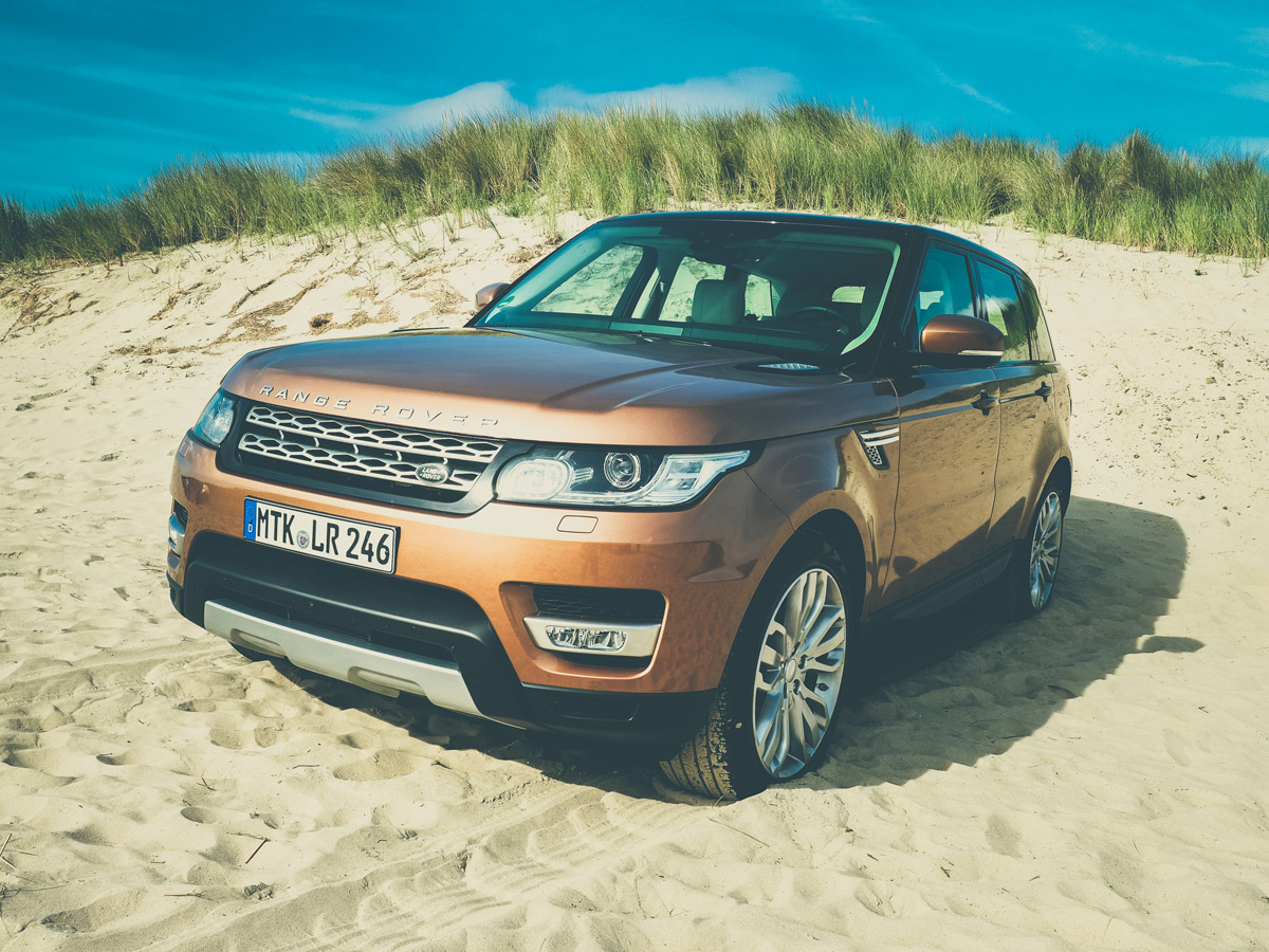 Range Rover Sport HYPES ARE US hypesrus Test