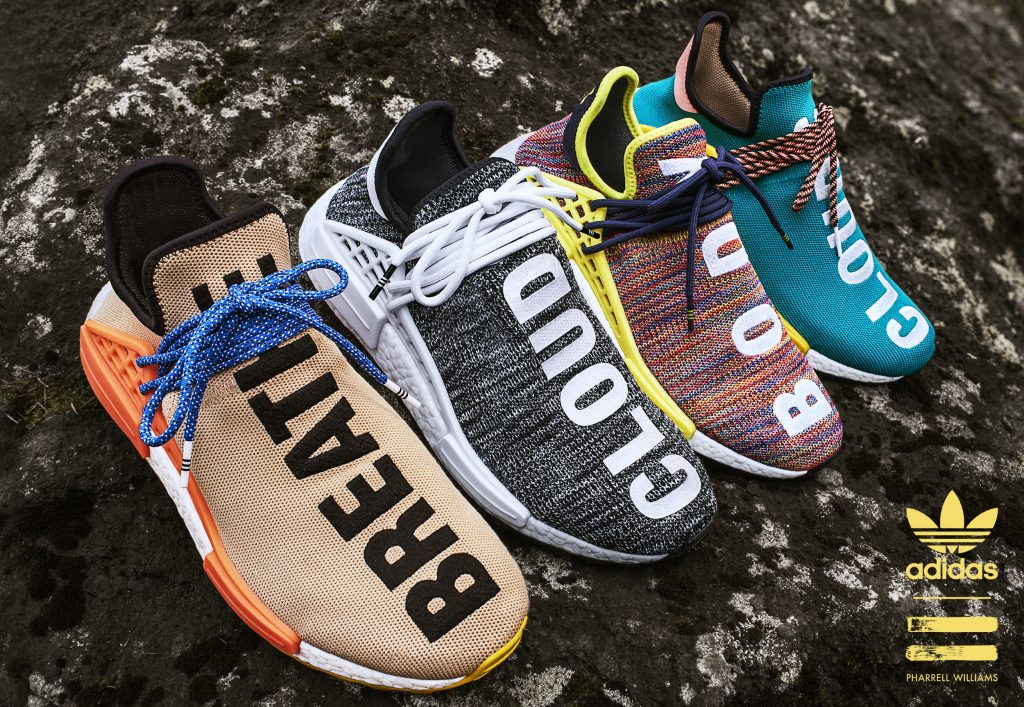 adidas originals pharrell williams hu nmd hiking