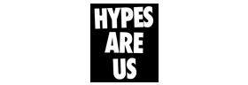 HYPES ARE US Blog Werbung