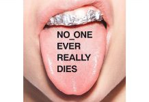 nerd no one ever really dies cover