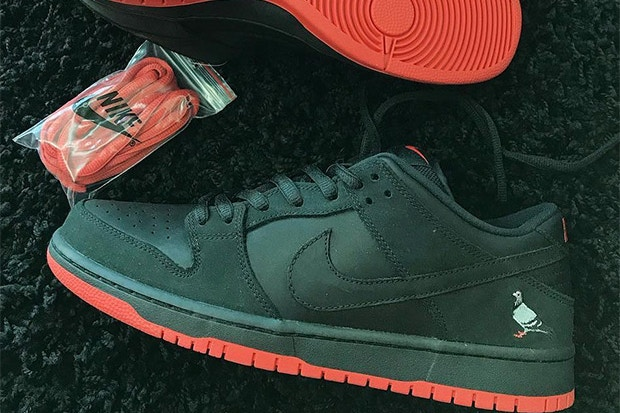 nike sb dunk low staple pigeon