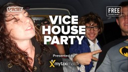 vice house party presented by mytaxi match