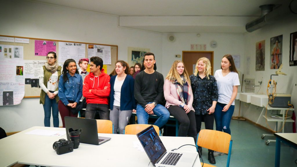 Canon Young People Programme Krefeld