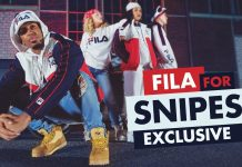 fila for snipes