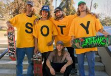 jamie foy skater of the year