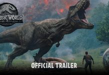 jurassic world fallen kingdom offizieller trailer