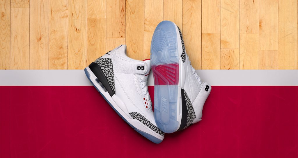 Nike Air Jordan 3 NRG Free Throw Line