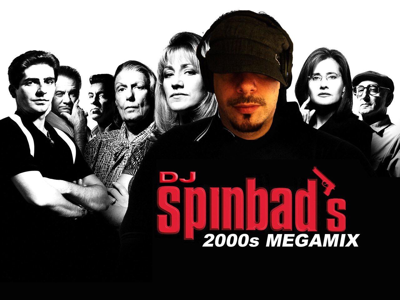 DJ Spinbad 2000s Megamix
