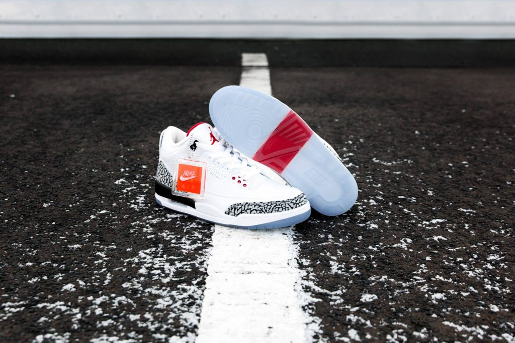 nike air jordan 3 free throw line overkilll