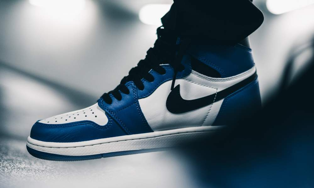 "Nike Air Jordan 1 High ""Game Royal"""