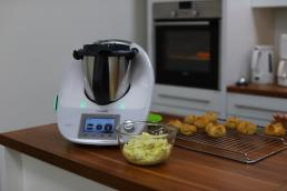 Vorwerk Thermomix Studio #cooksRus
