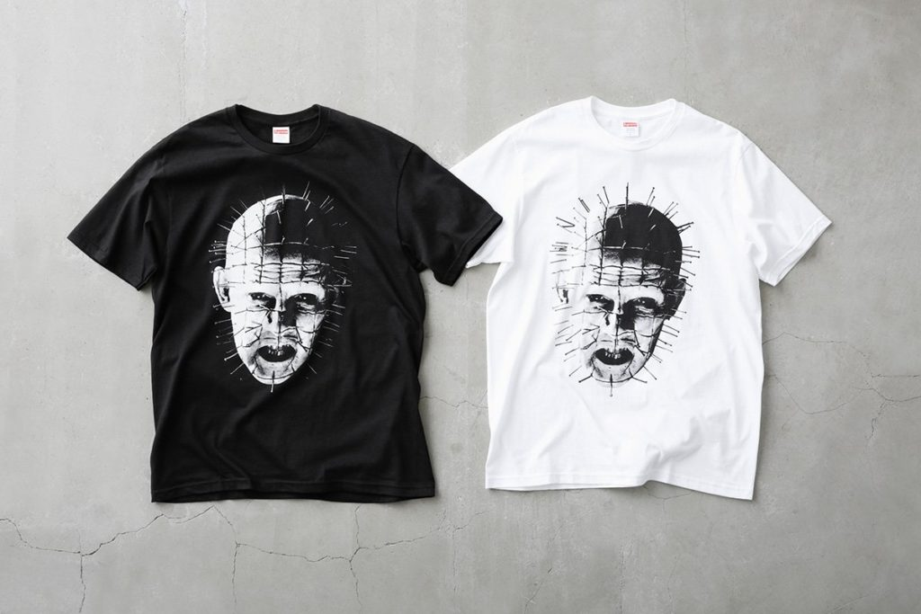 Supreme Hellraiser Collabo Spring Summer 2018