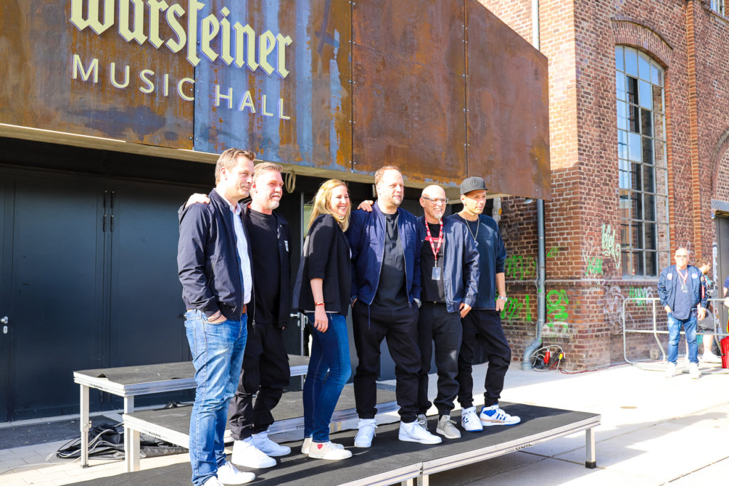 Warsteiner Music Hall Fantastischen Vier Captain Fantastic HYPES ARE US
