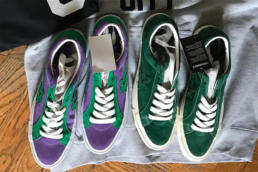 tyler the creator golf le fleur converse one star