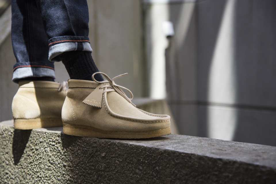 Clarks Wallabee Made in Italy Pack