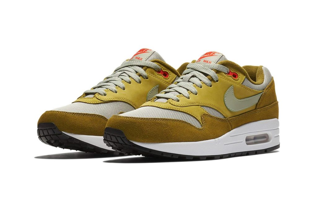 Nike Air Max 1 Curry Pack