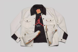 air jordan 4 levis collabo