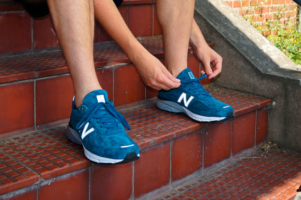 New Balance M990v4 Hypes Are Us