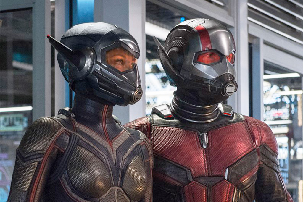 Ant-Man and The Wasp! Ab morgen im Kino!