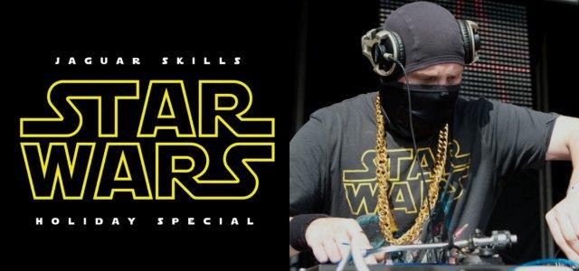 Jaguar Skills Star Wars Mixtape