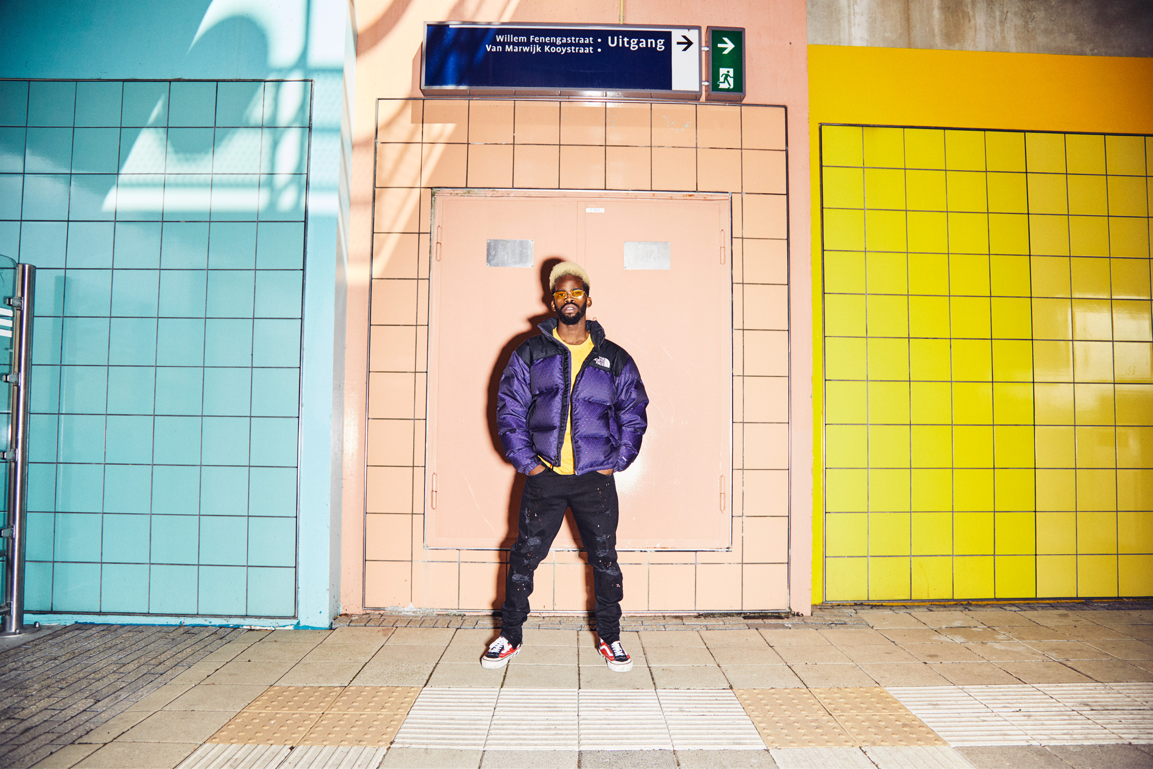 The North Face CMYK Capsule Collection